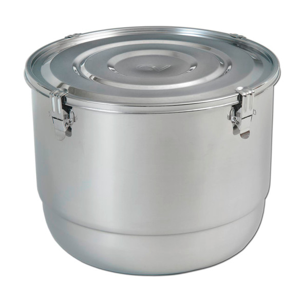 CVault Stainless Steel Container 21 Liter