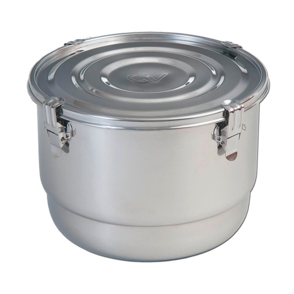 CVault Stainless Steel Container 8.0 Liter
