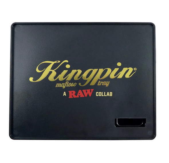 Kingpin Tray and Cover RAW Collab