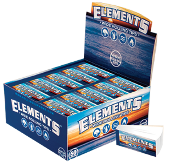 ELEMENTS Perforated Wide Tips