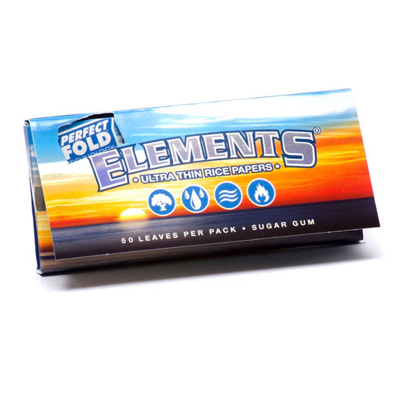 ELEMENTS 1-1/4 Perfect Fold Rolling Papers