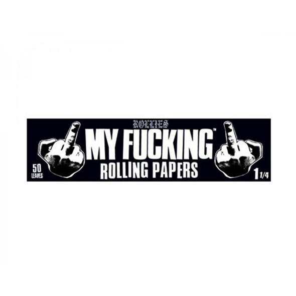 ROLLIES My Fucking Rolling Papers King Size