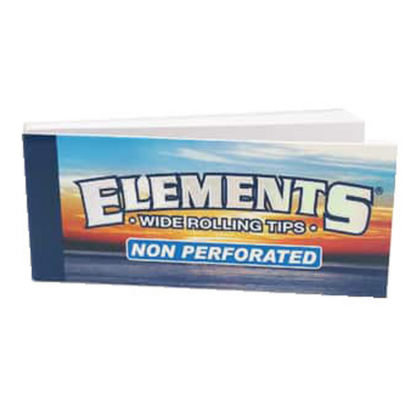ELEMENTS Non Perforated Wide Tips