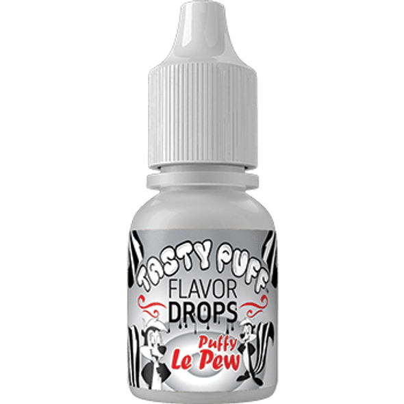 Tasty Puff Flavour Drops Puffy Le Pew