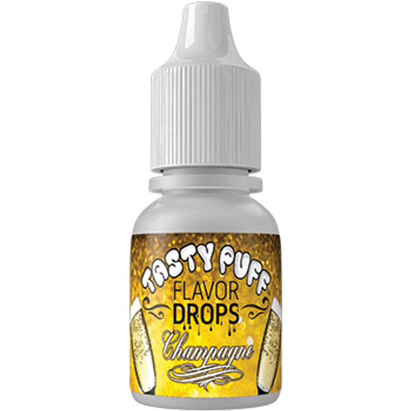 Tasty Puff Flavour Drops Shameless Champagne