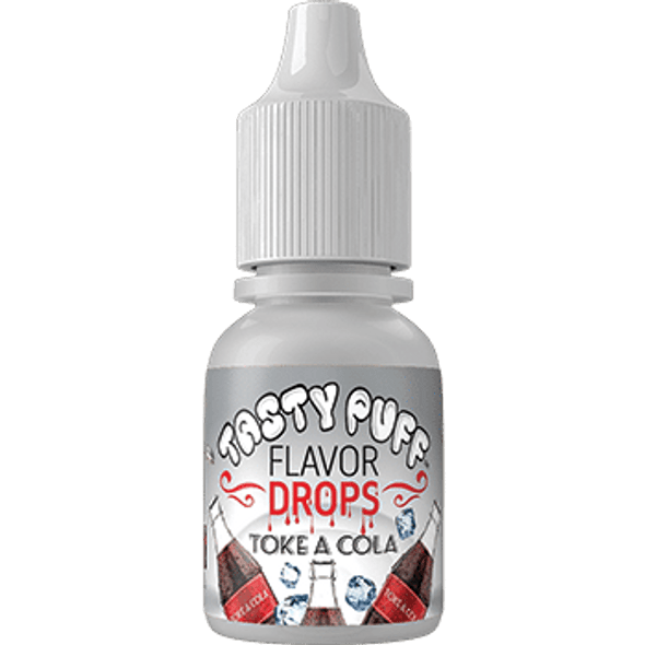 Tasty Puff Flavour Drops Toke A Cola