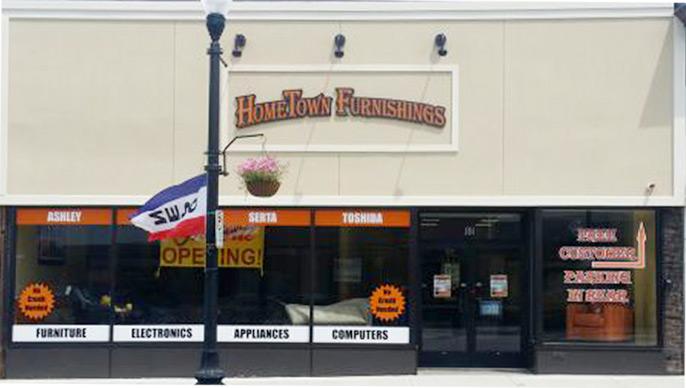 Hometown Furnishings Store