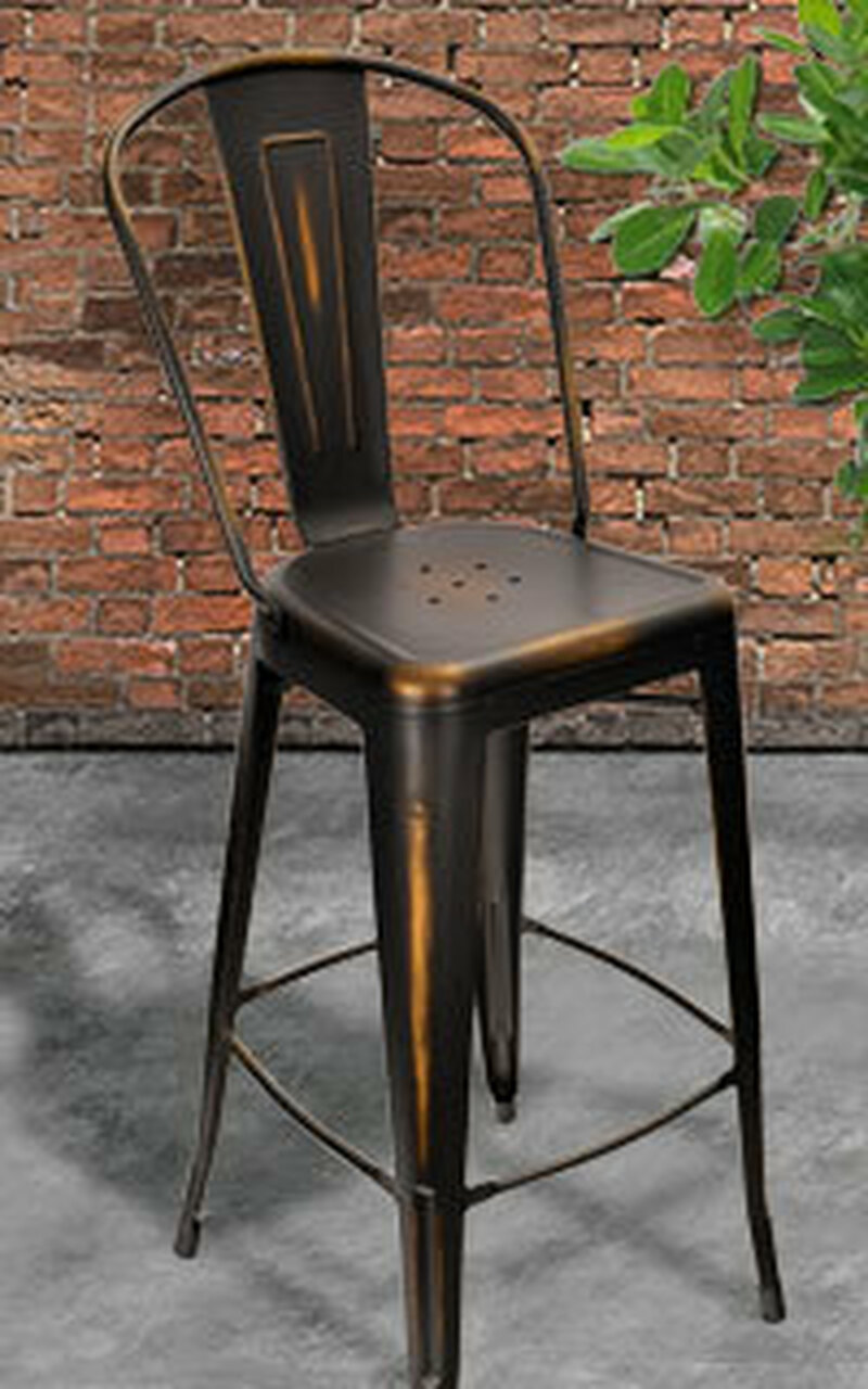 Commercial Outdoor Bar Stools For Restaurants Bars