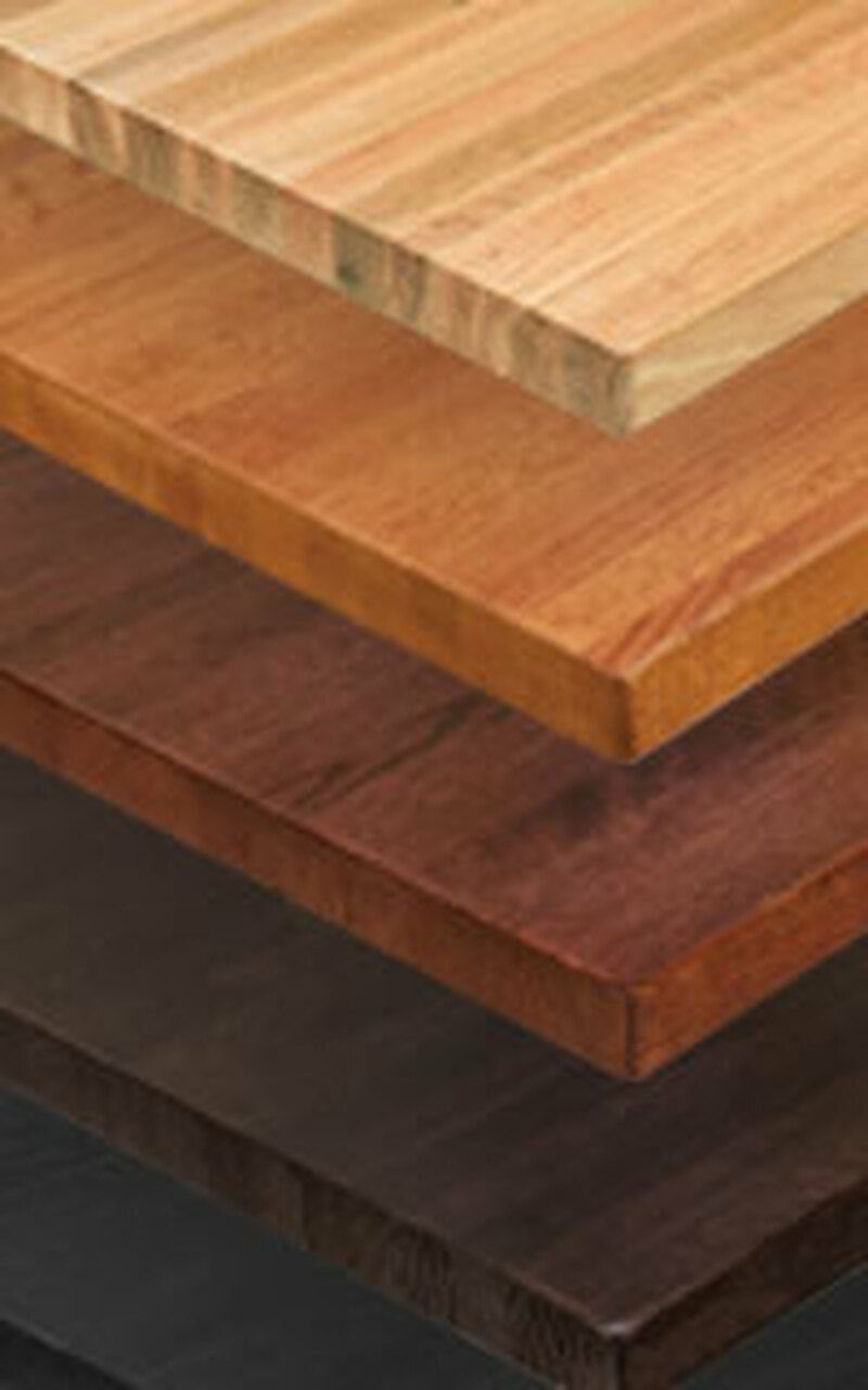 Butcher Block Table Tops
