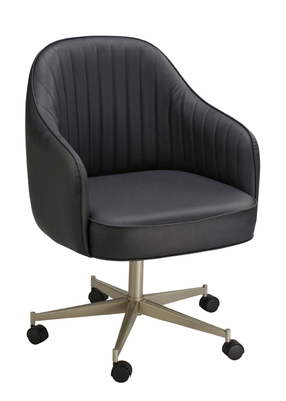 Oversized Commercial Swivel Casino Club Chair with Castors from Regal  Seating