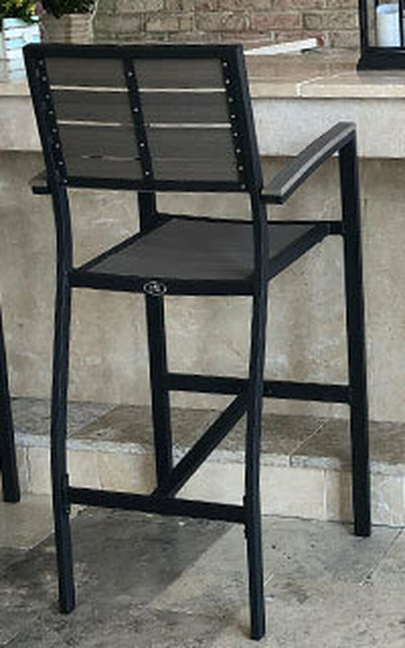 Commercial Outdoor Bar Stools For Restaurants Bars