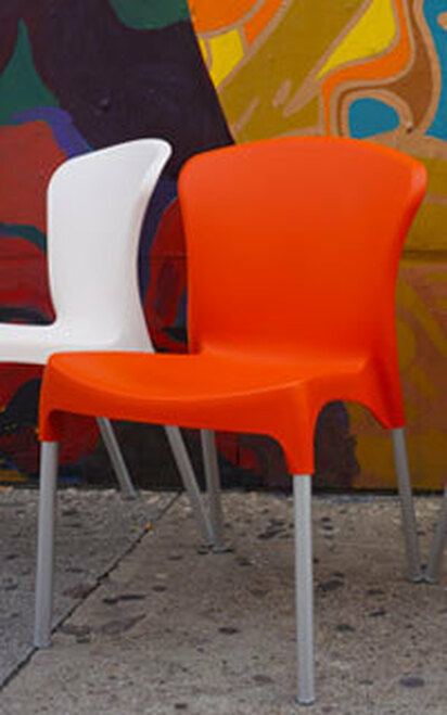 Plastic Resin Chairs
