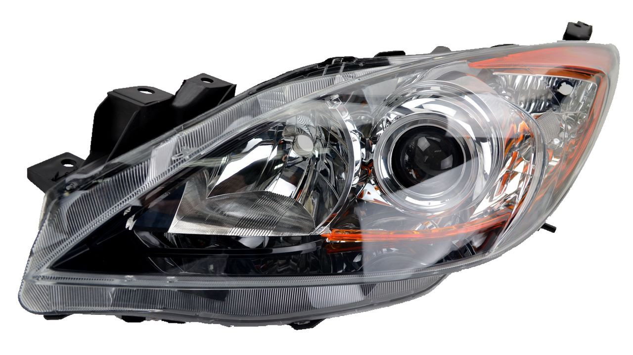 2009 mazda 3 hatchback headlight bulb