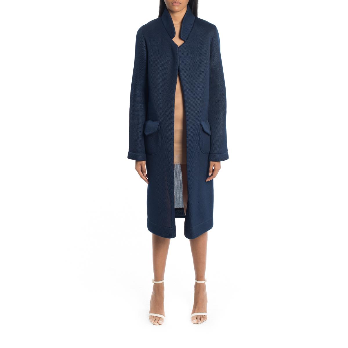 Elodie Mesh Overcoat