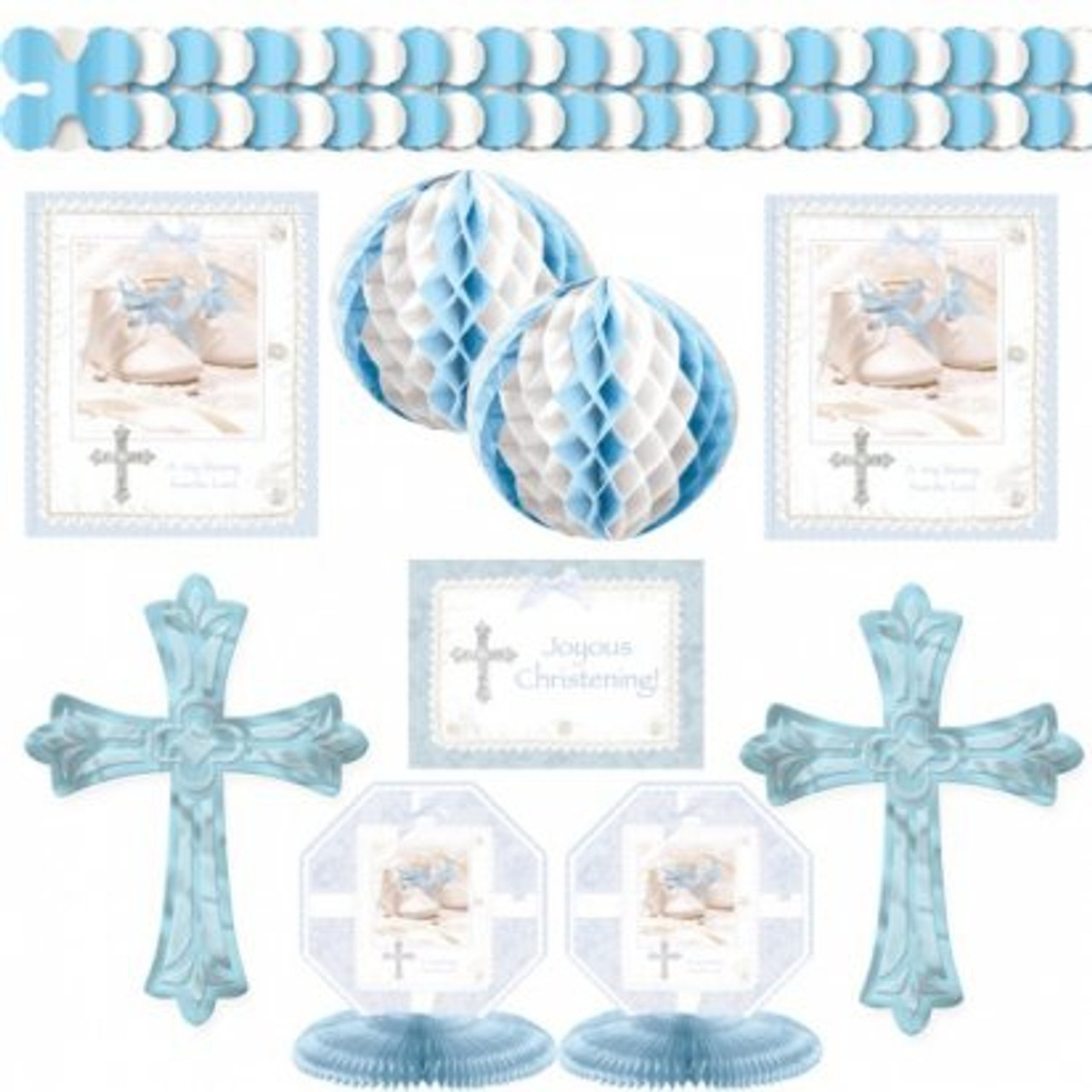 Christening Decorations Party Savvy