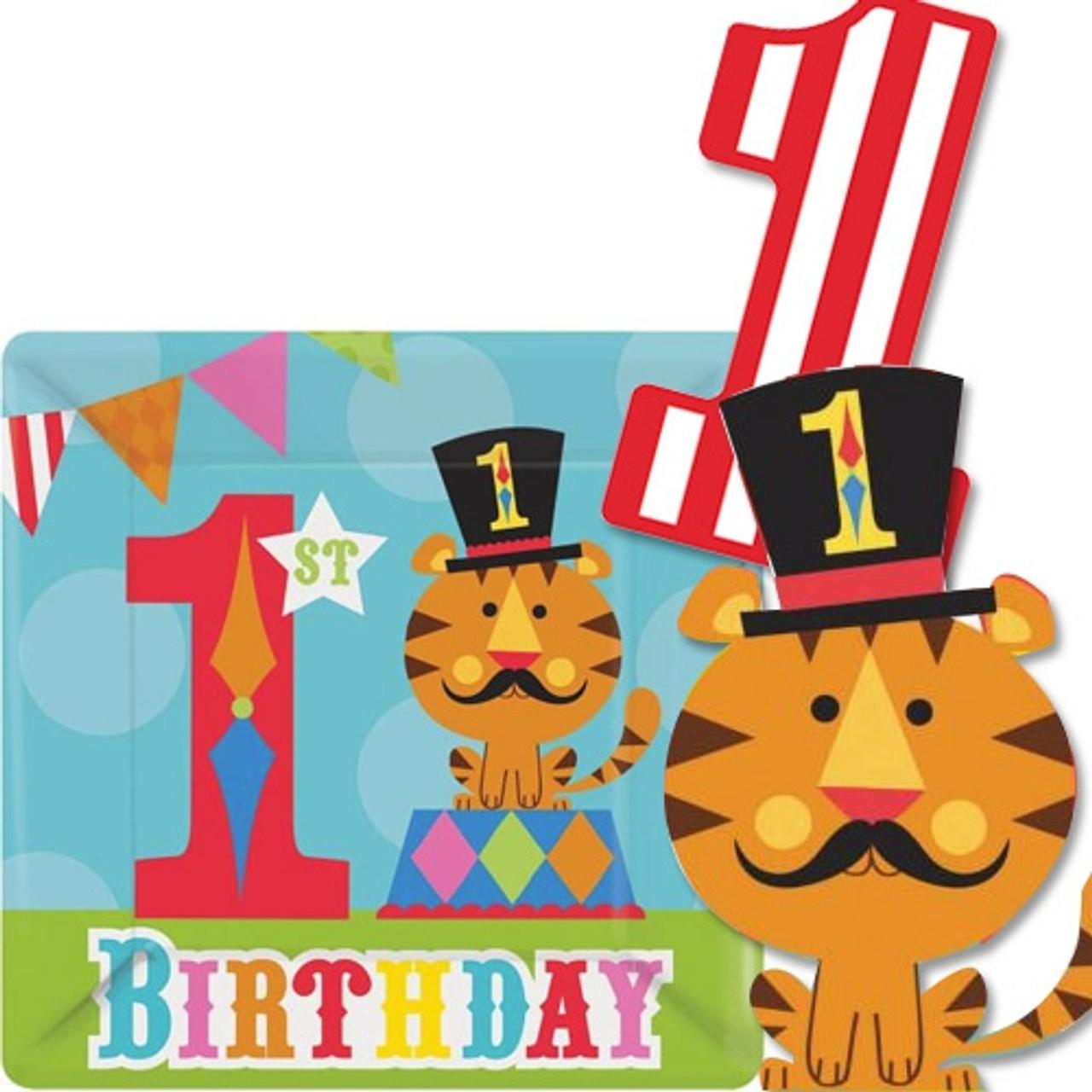 Birthdays 1st Birthday 1st Birthday Boy Boy Themes Fisher Price 1st Birthday Circus Party Savvy