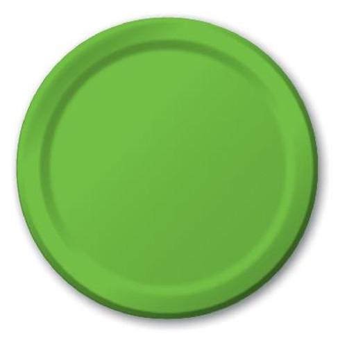 Green Dinner Plates (8)
