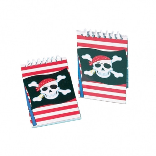 Pirate Party Notebooks