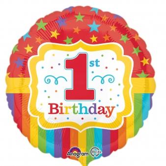 1st birthday unisex party supplies