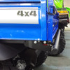 KM7205 Rear Bumper