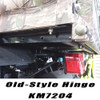 KM7204; Old-Style Hinge Detail