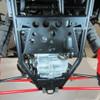 RZR crossmember & gear-case exposed