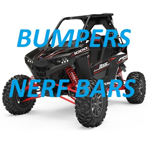 RS-1 Bumpers & Nerf Bars
