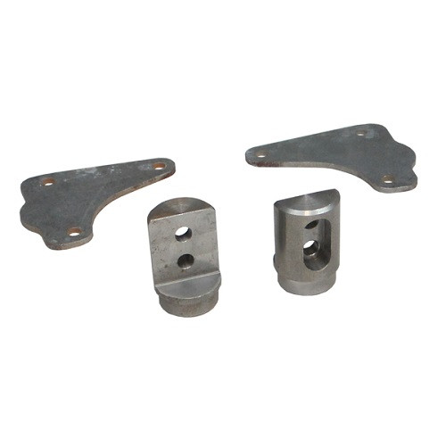 RZR Roll Cage Bung & Plate Kit - Thunderhawk TH9312