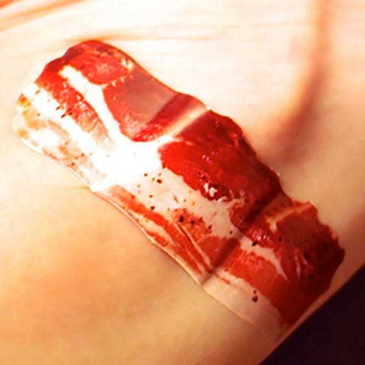 Bacon Bandages for Breakfast