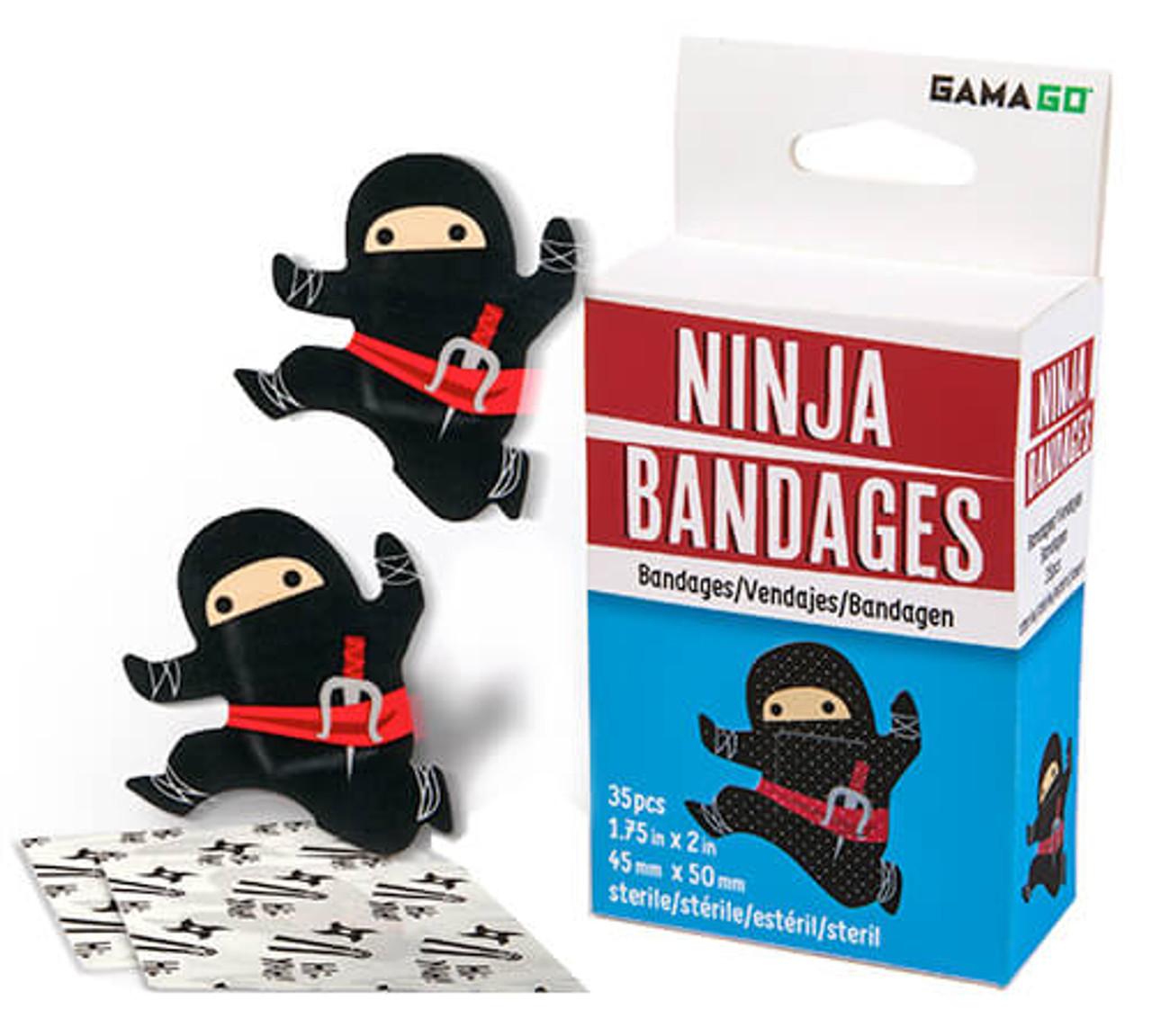 NEW GAMA-GO NINJA BANDAGES