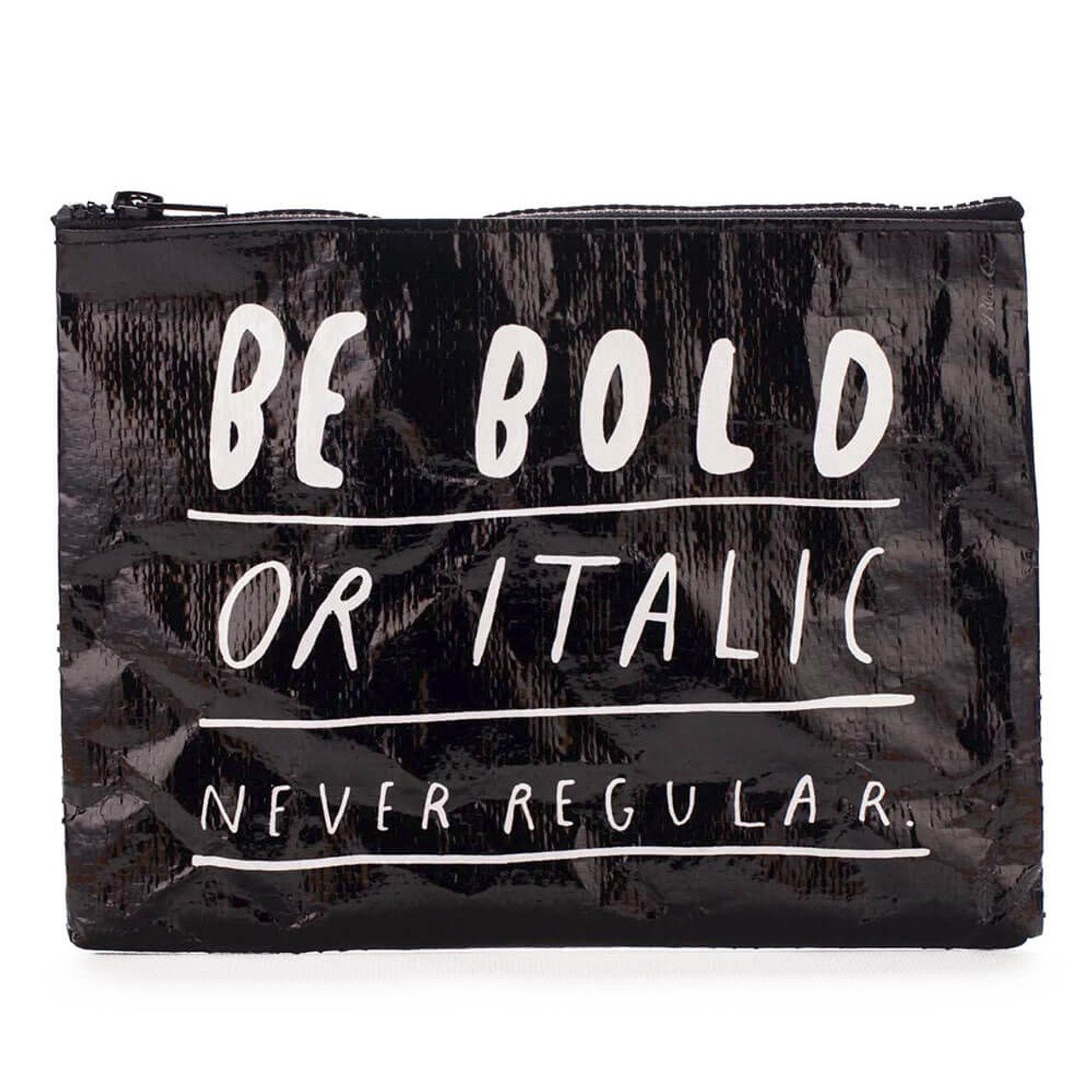 Go Away I/'m Introverting Zipper Pouch