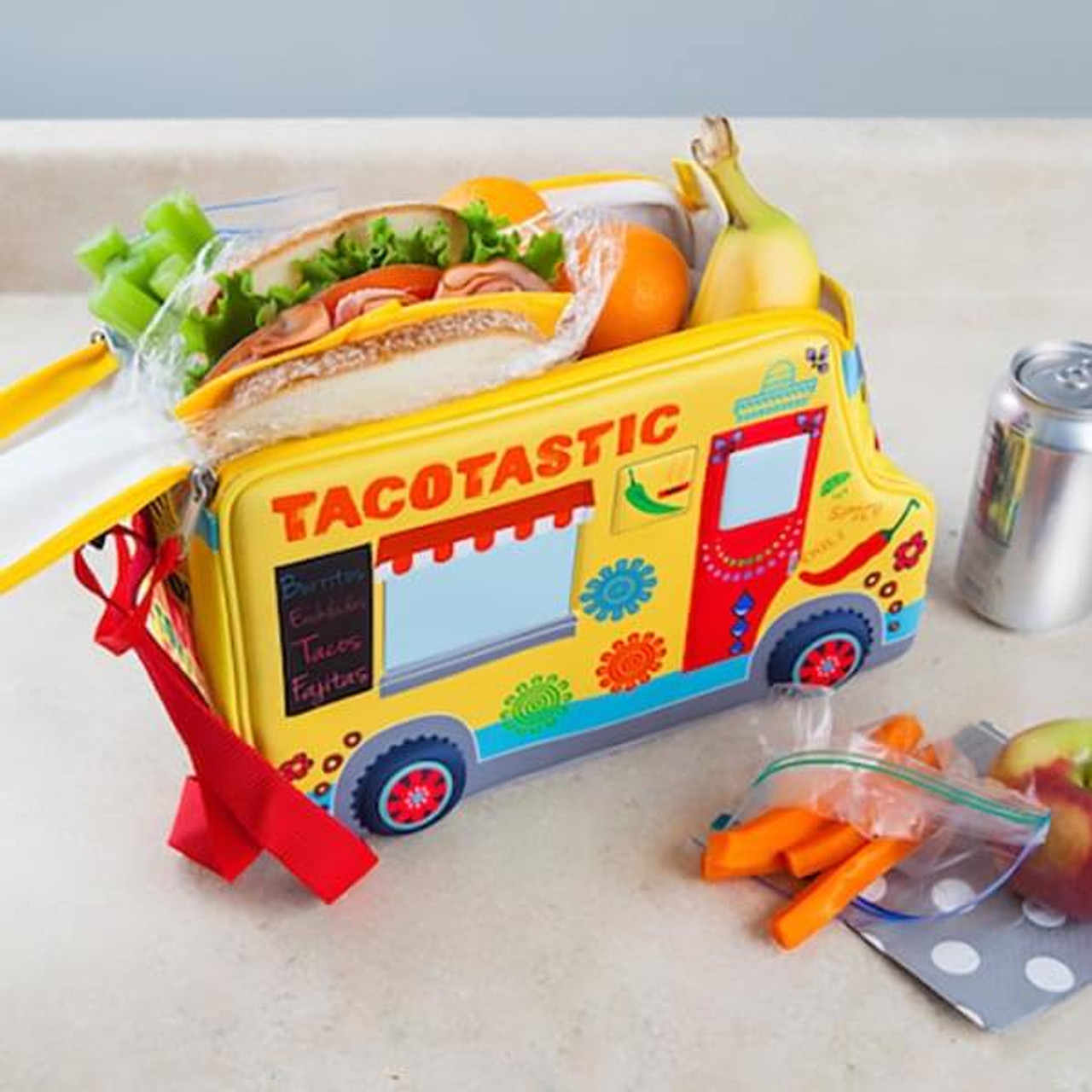 Taco 'Bout Delicious Taco Truck Lunch Bag