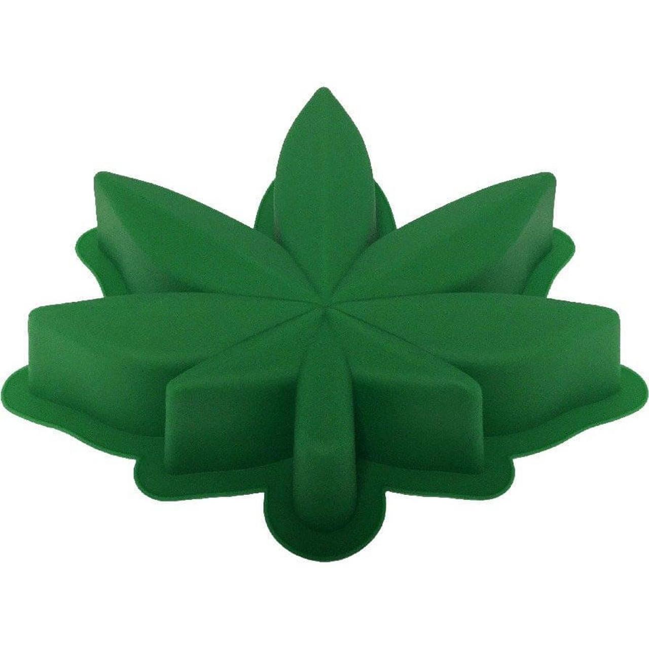 Marijuana Silicone Cake Mold