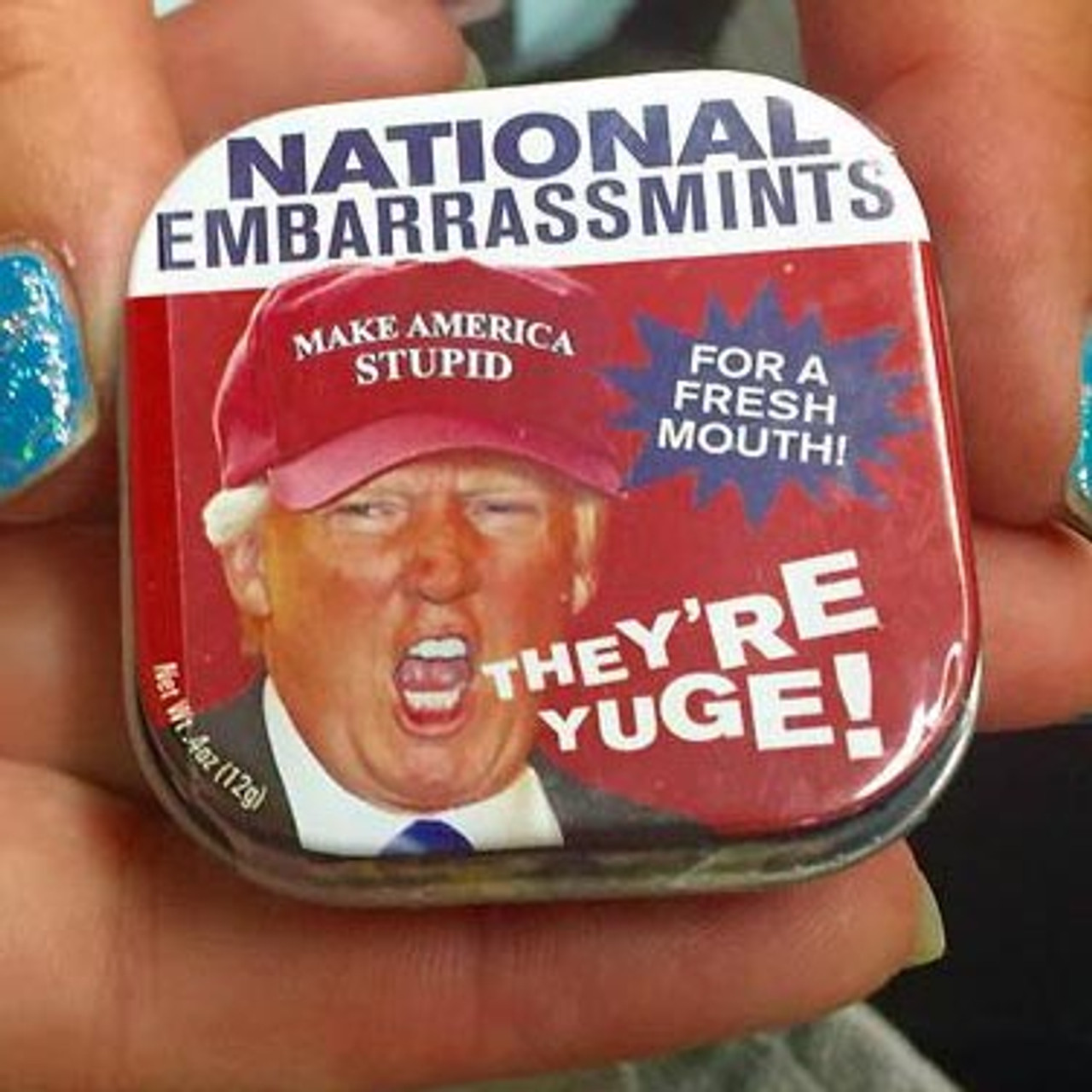 National Embarrassmints