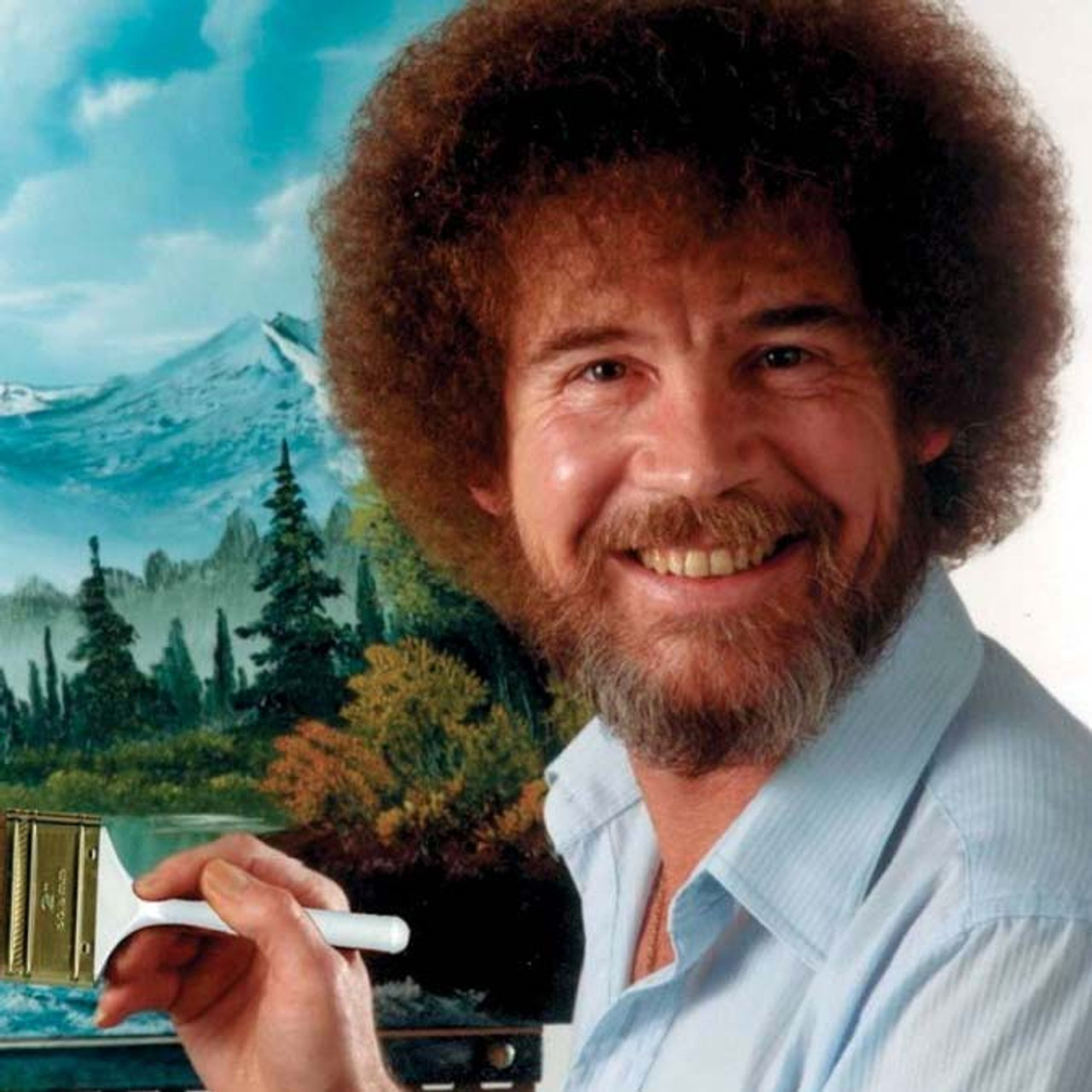Bob Ross Happy Little Mints