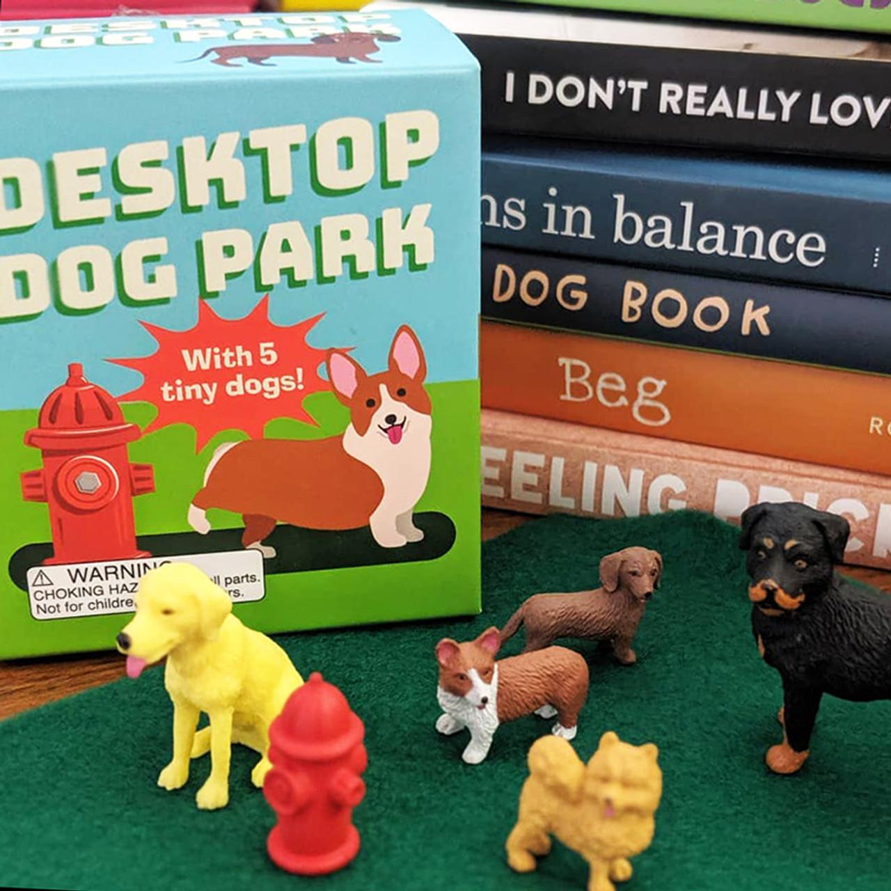 Dog Park for Work Desk