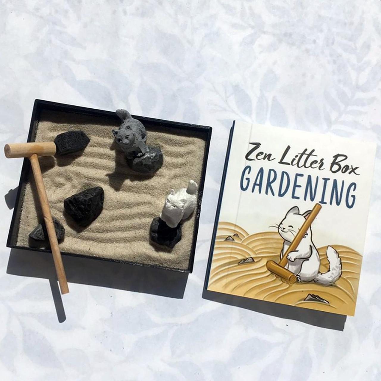 Cat Zen Litter Box