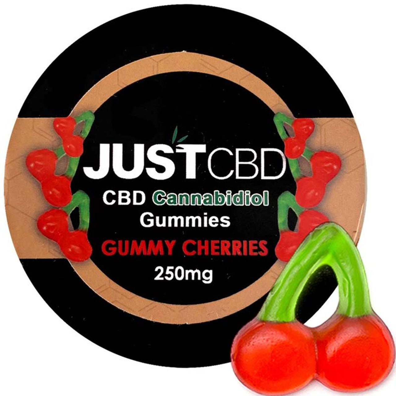 CBD Gummy Cherries