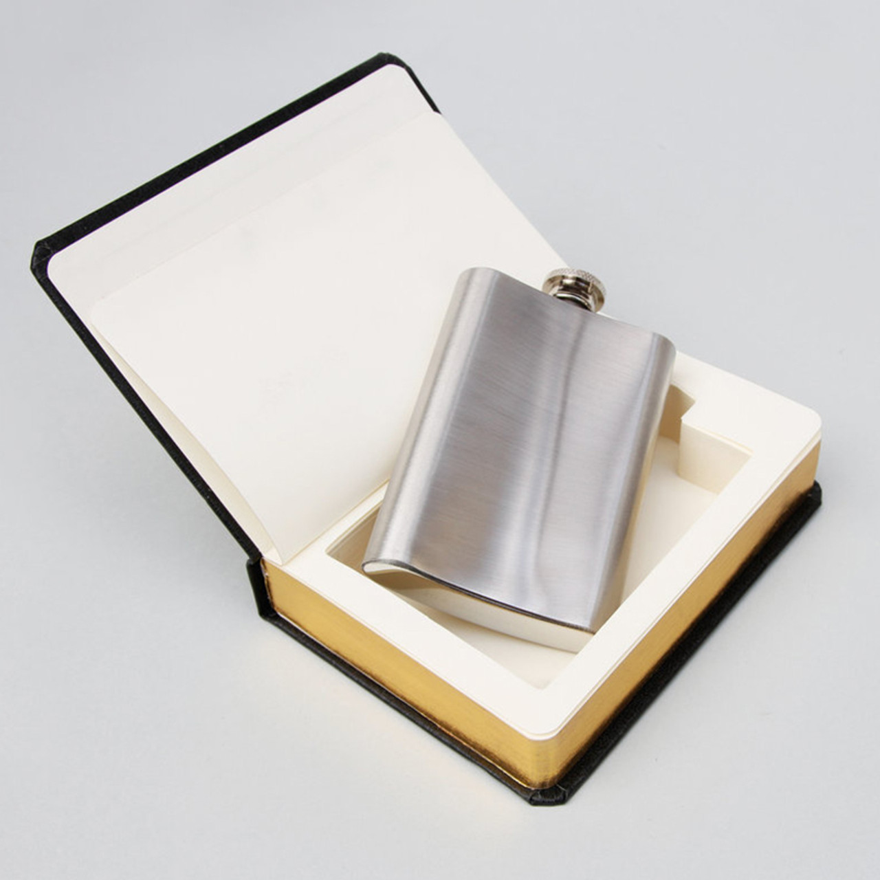 Flask In A Book Good Book