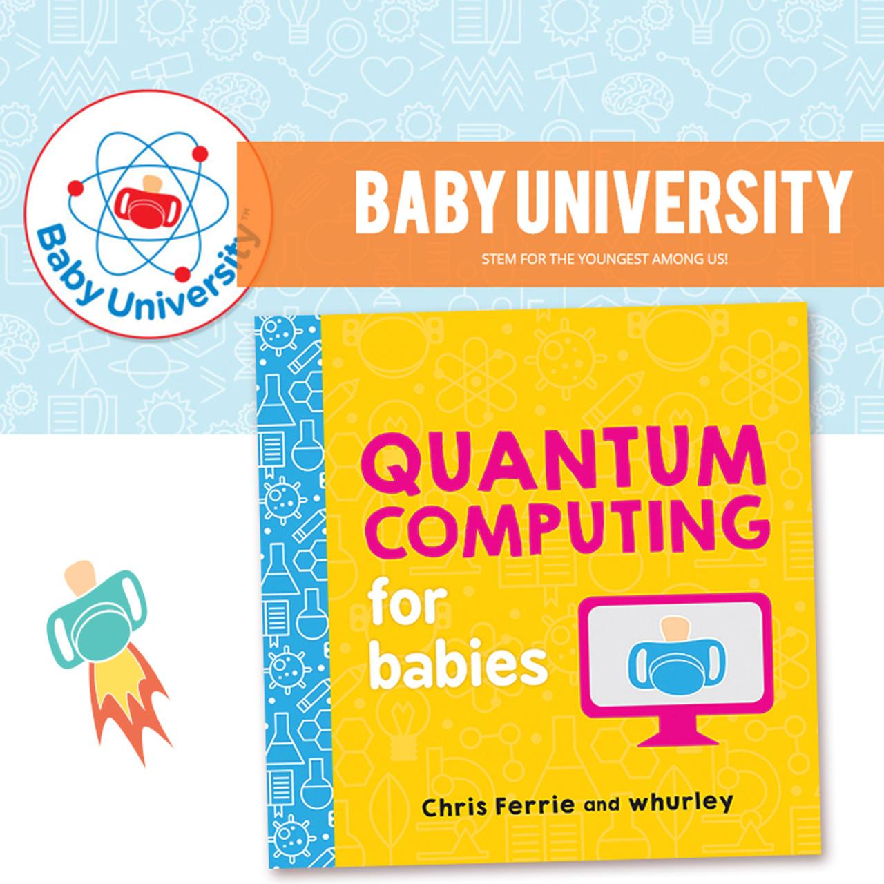 Quantum Computing for Babies