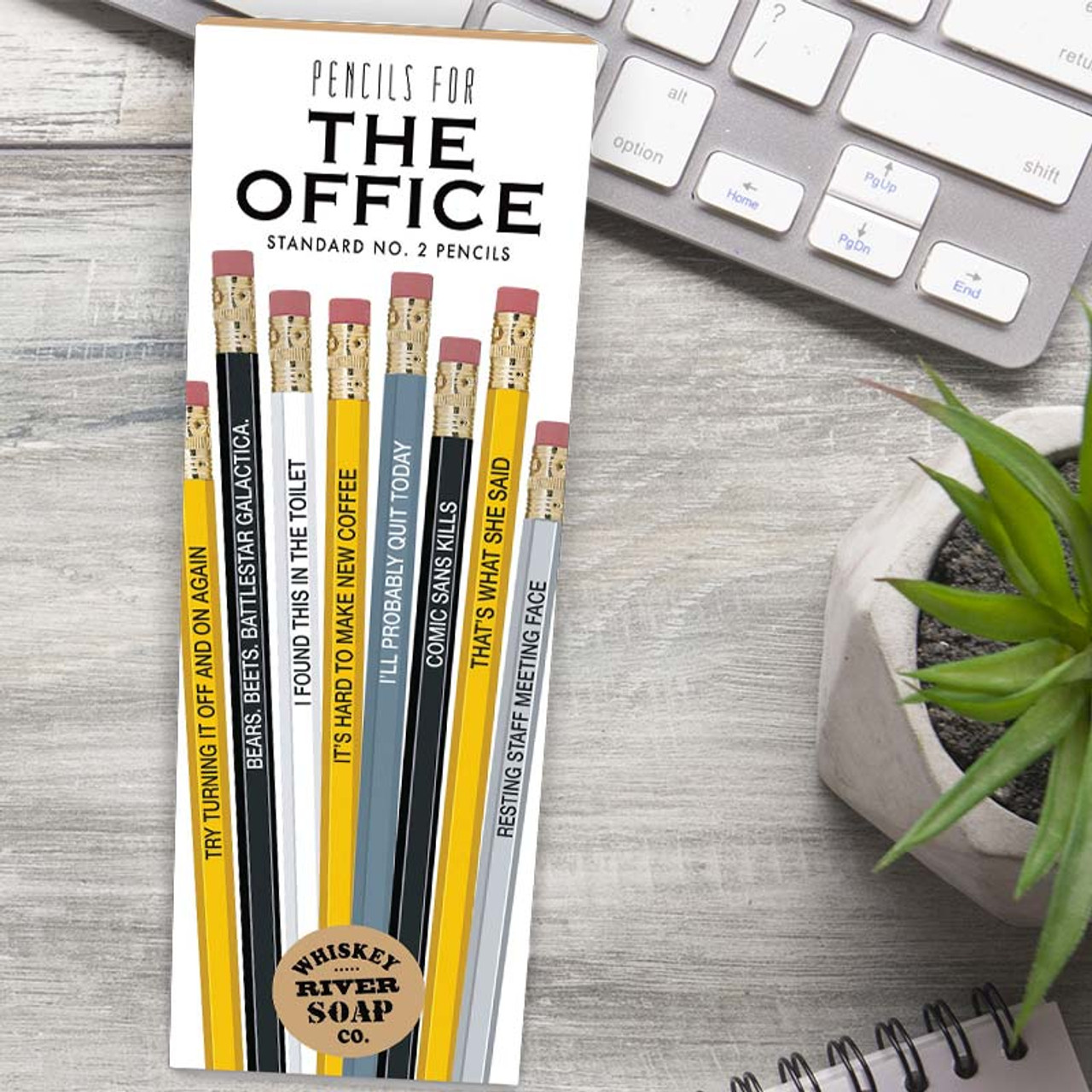Pencils for the Office by Whiskey River