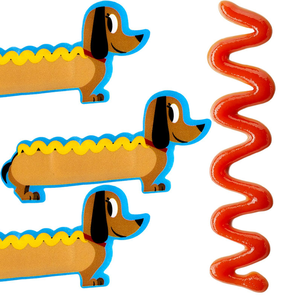 Hot Dog Bandages  - We're going to be frank, our Hot Dog Bandages are real wieners!