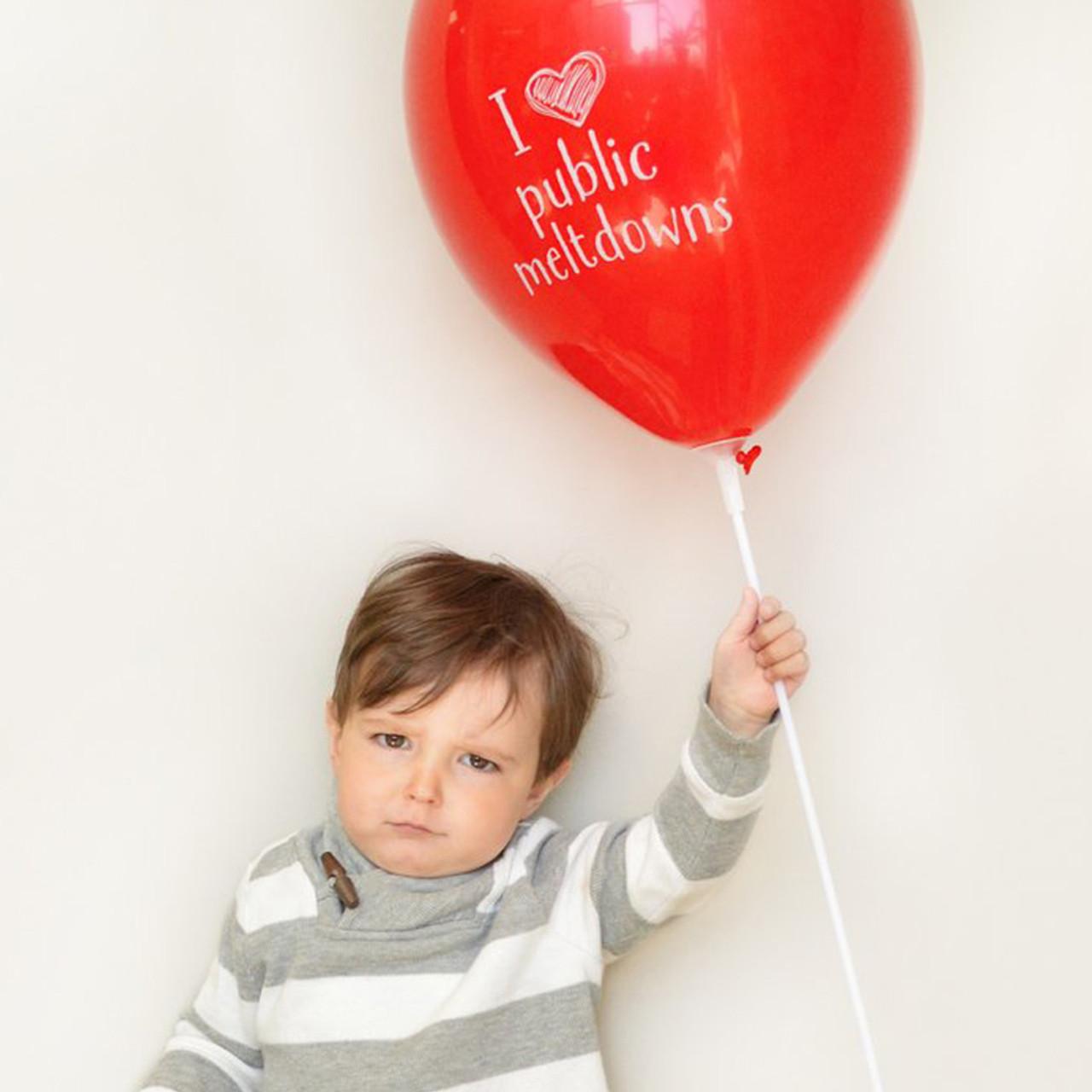 Little Jerk Balloons