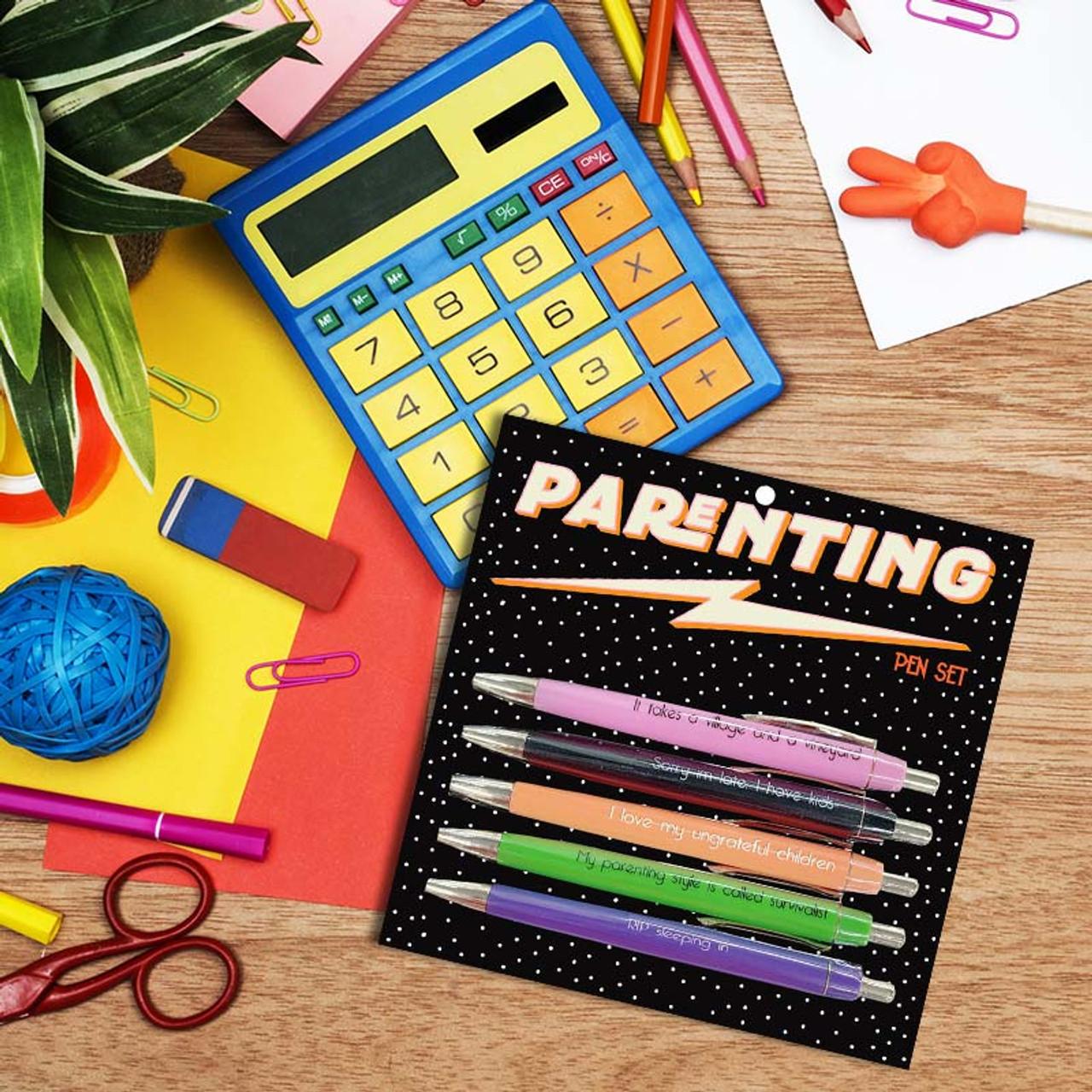 Parenting Pen Set