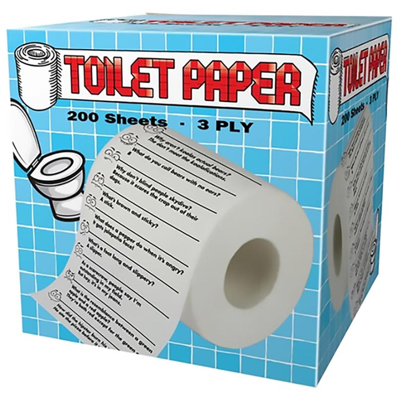 Funny Crap Jokes Toilet Paper