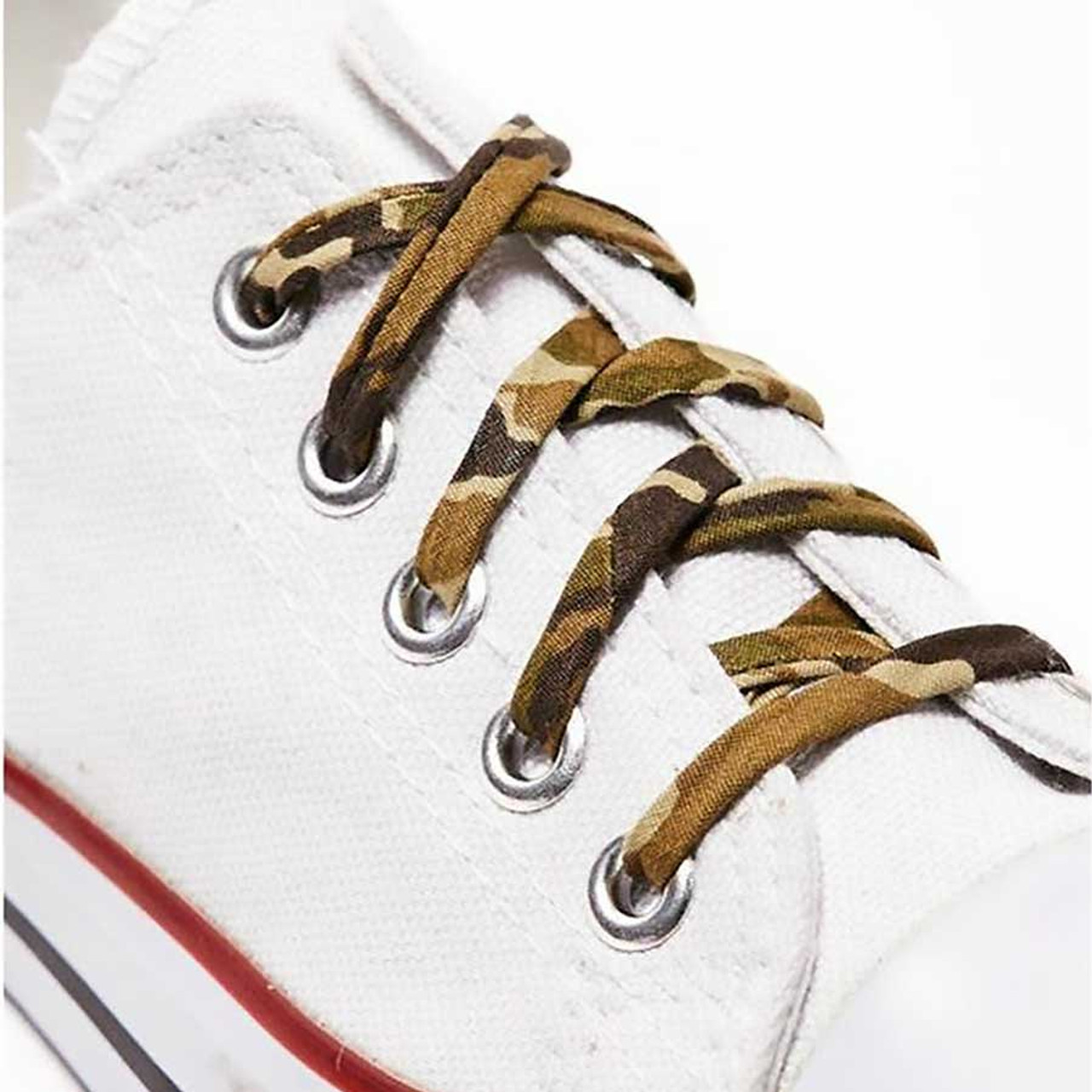 Camouflage Shoelaces   Buy Now Online