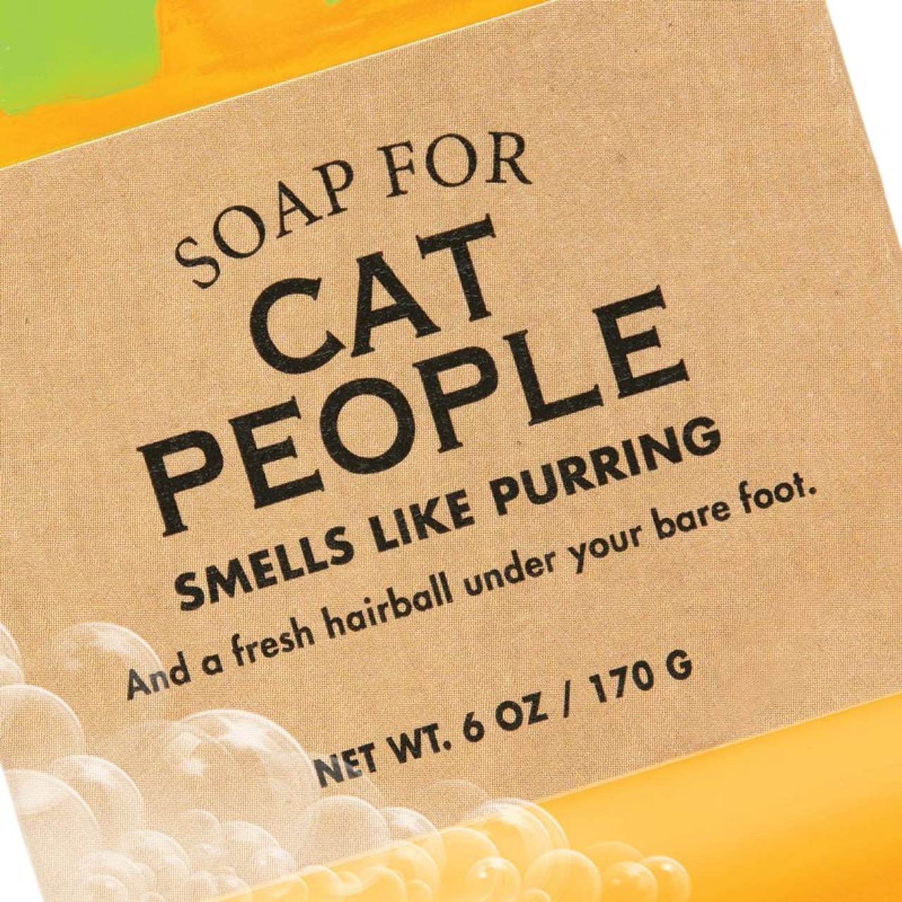 Cat Lady Soap Gift