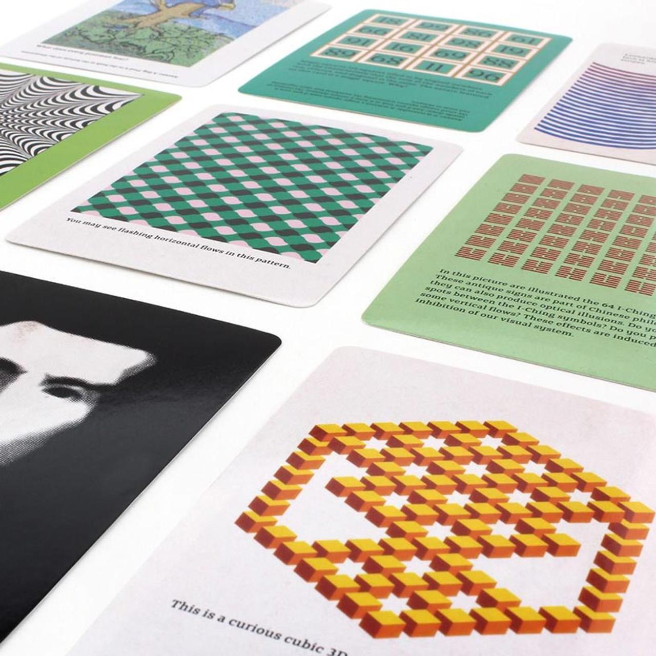 Fun Optical Illusion Cards