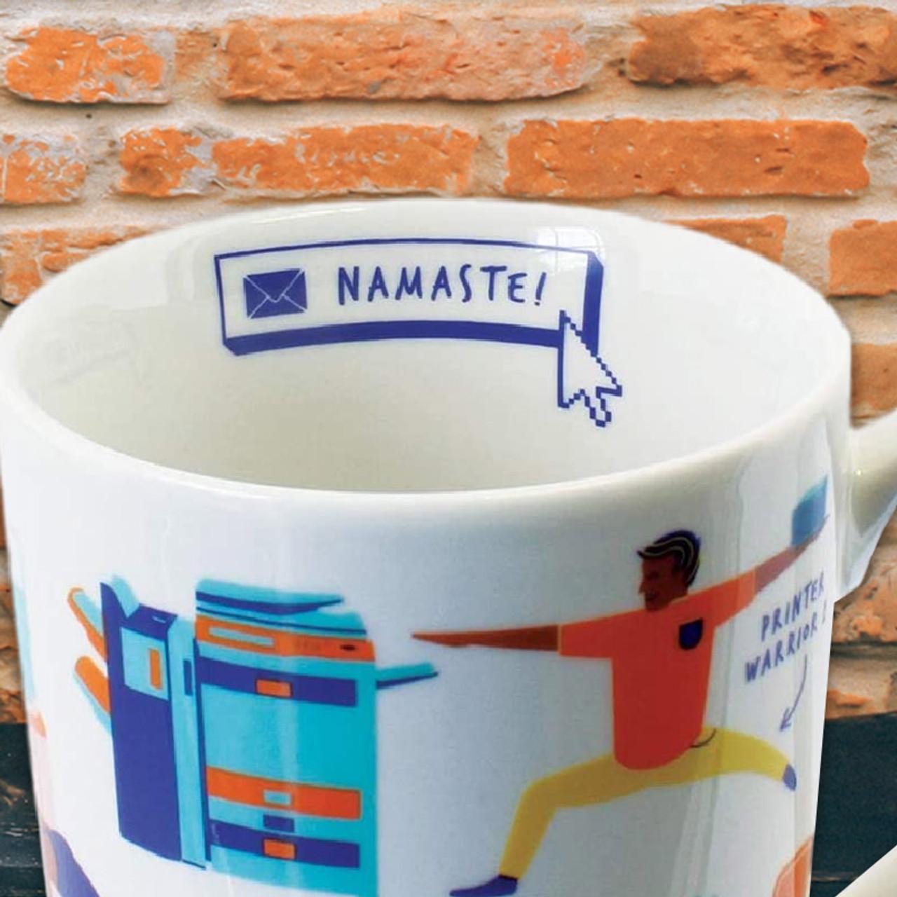 Namastay Office Yoga