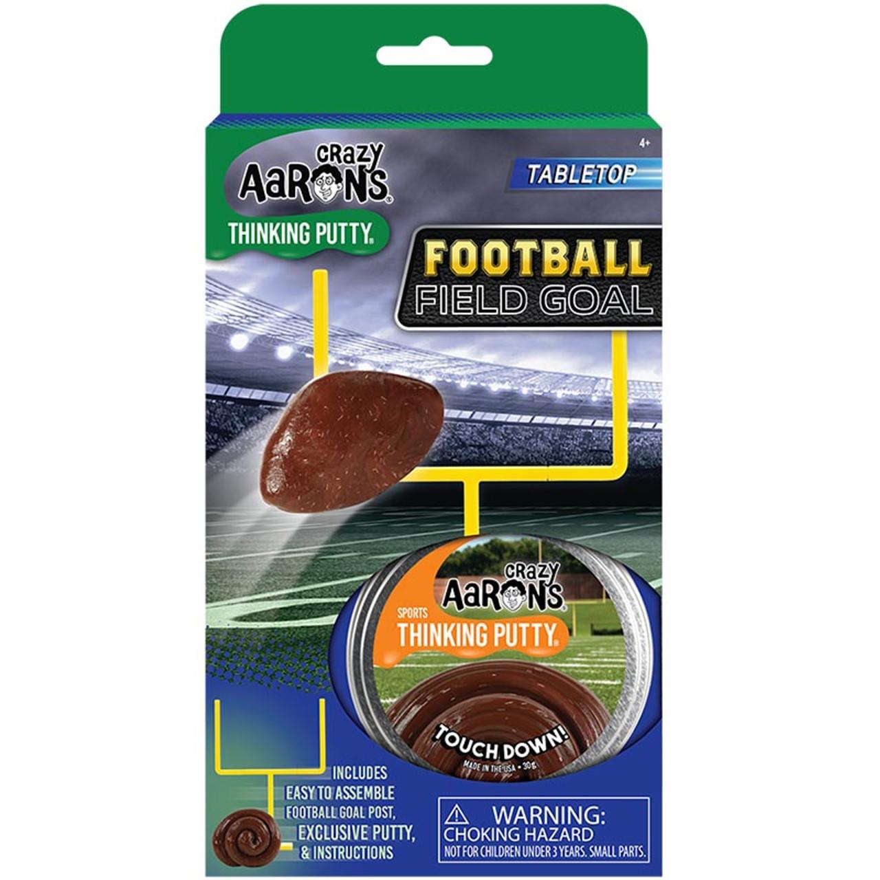 Football Field Goal Sports Putty